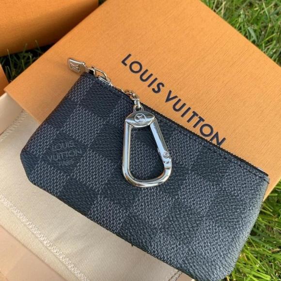 Louis Vuitton Handbags - Louis Vuitton  Pochette Key Cles Key Pouch 870623